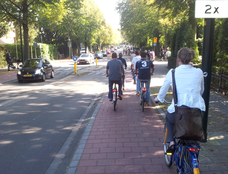 Op de fiets XTNT