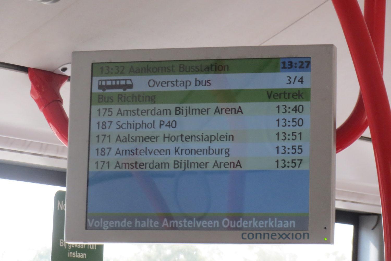 Bustijden XTNT