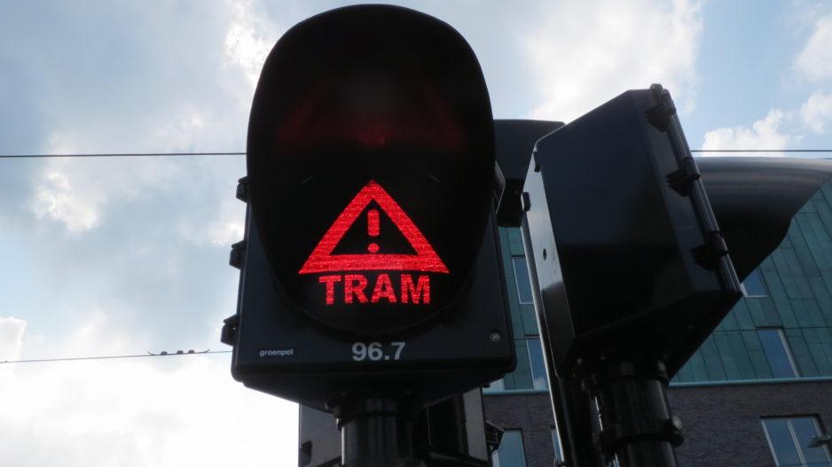 Tram HaarlemVv