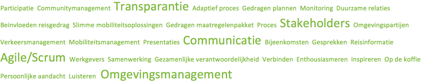 Stakeholdersmanagement XTNT