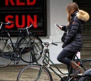 Appen op de fiets XTNT