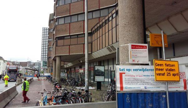 Foto rubriek 2 fietsparkeren