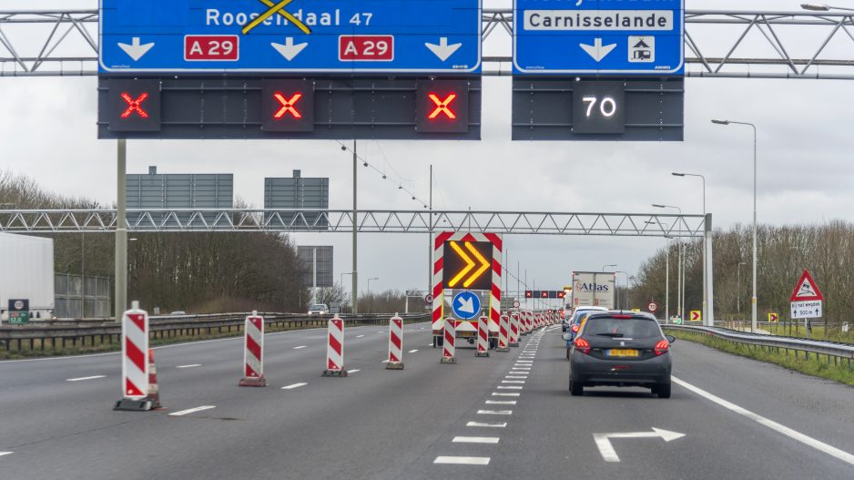 Mobiliteitsmanagement renovatie Heinenoordtunnel