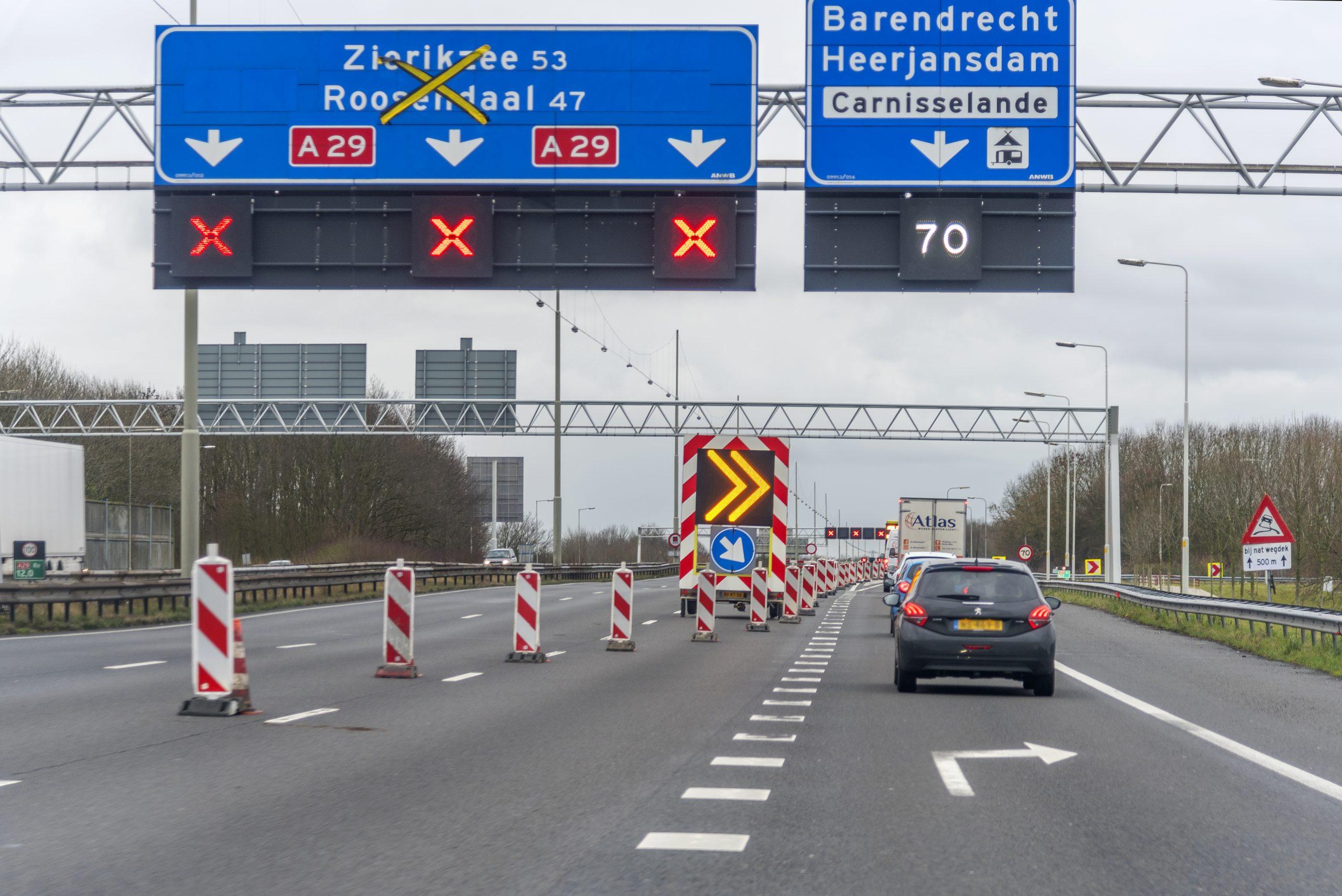 Mobiliteitsmanagement renovatie Heinenoordtunnel